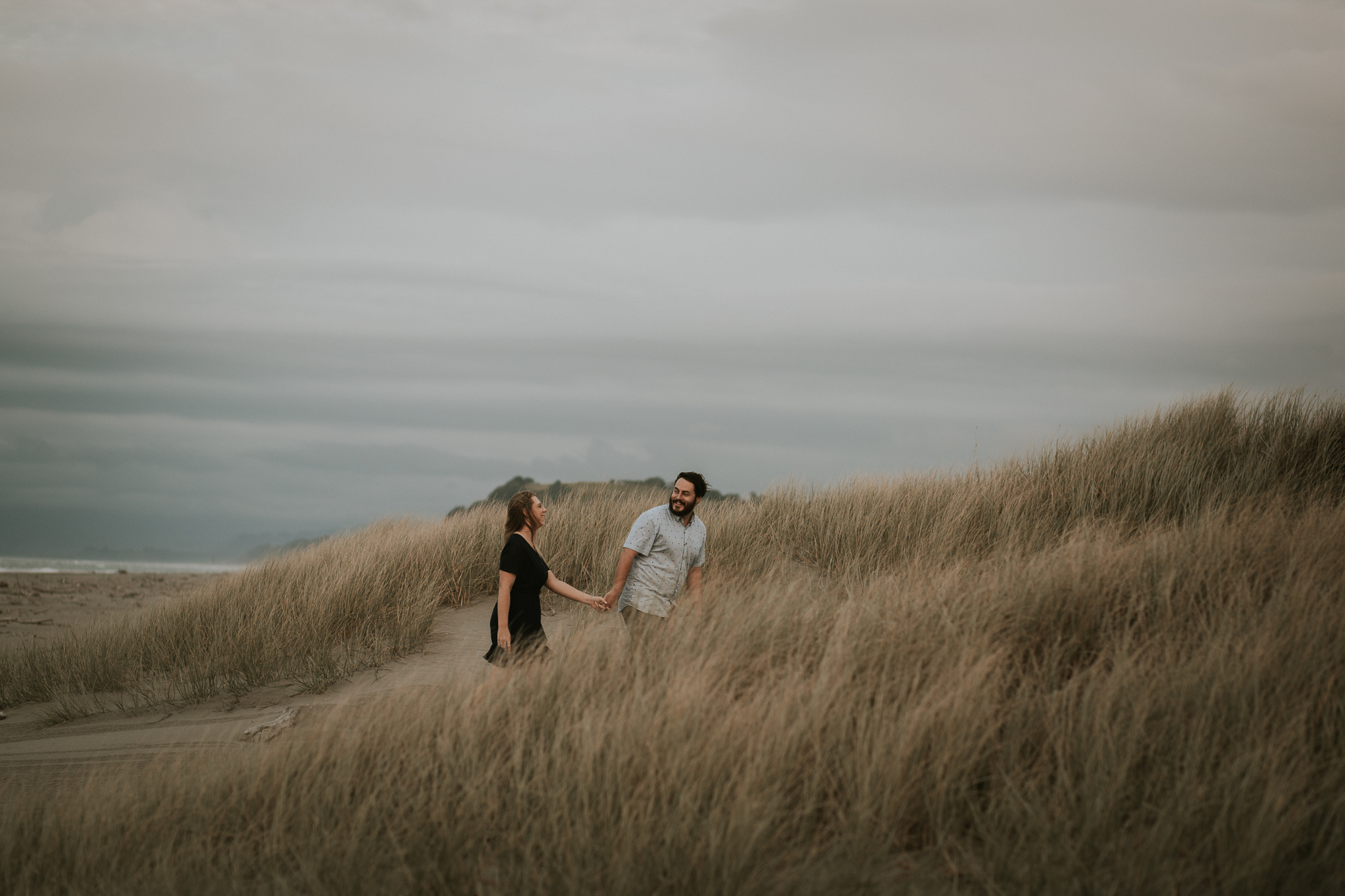 Ohope Beach engagement Shoot Wedding Photographer Napier-83.jpg