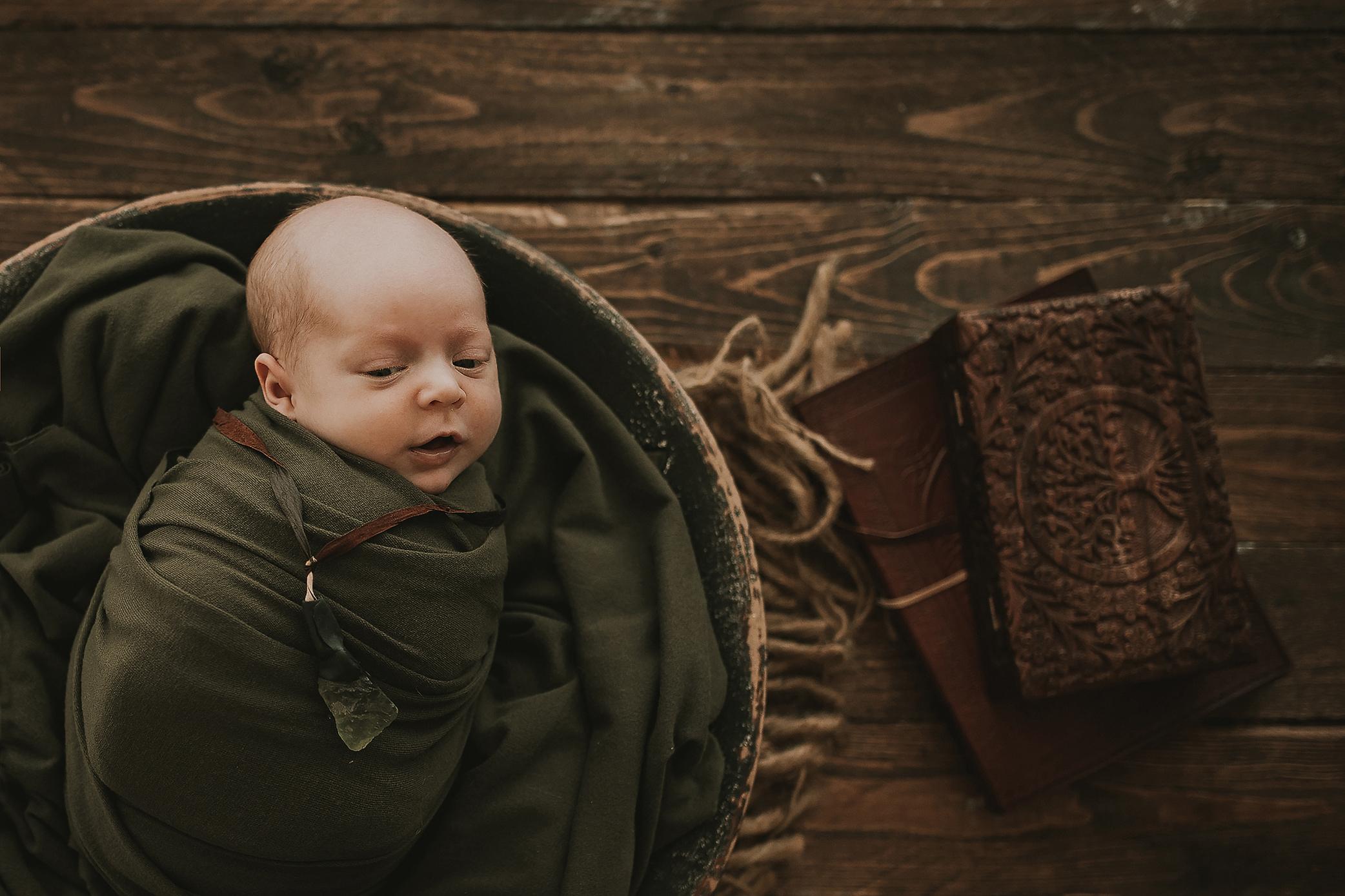 Lisa Fisher Photography - Blaze Newborn Photoshoot-2 copy.jpg