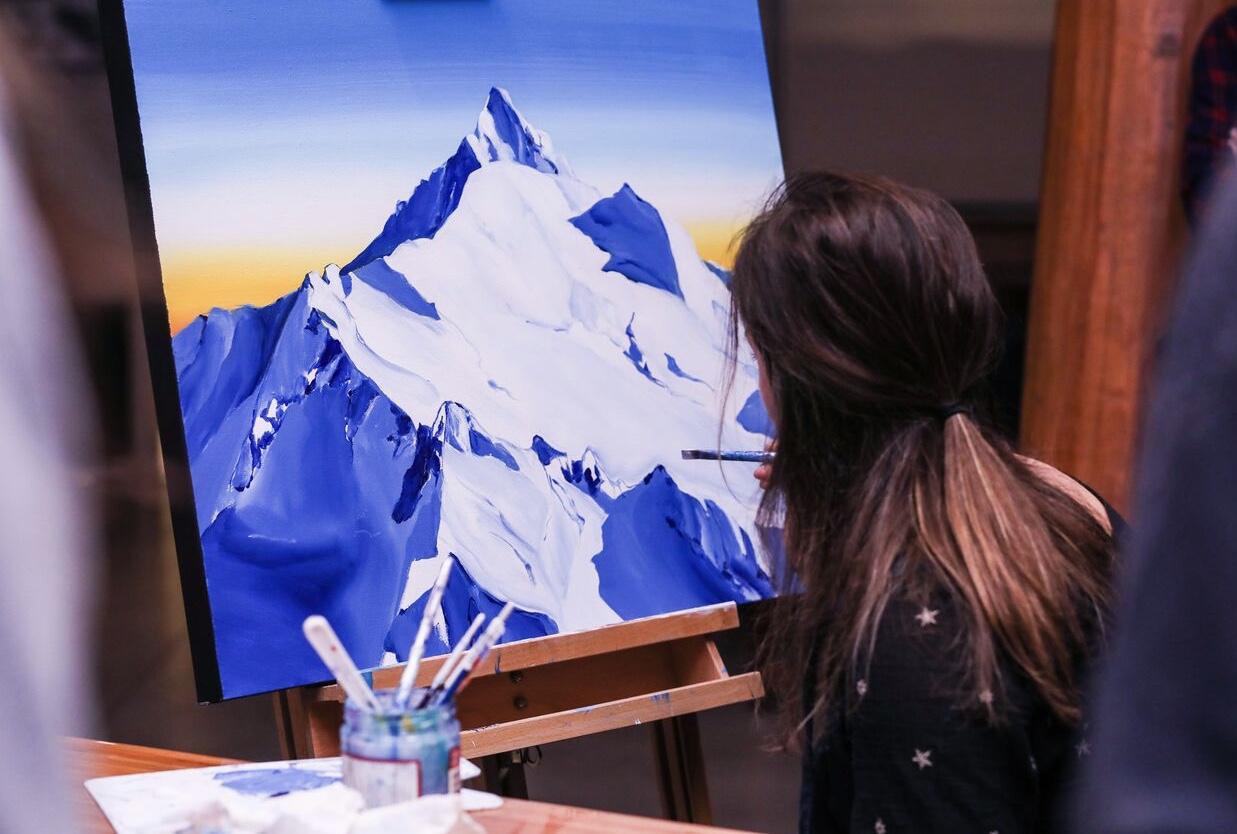 Art + Adventure -