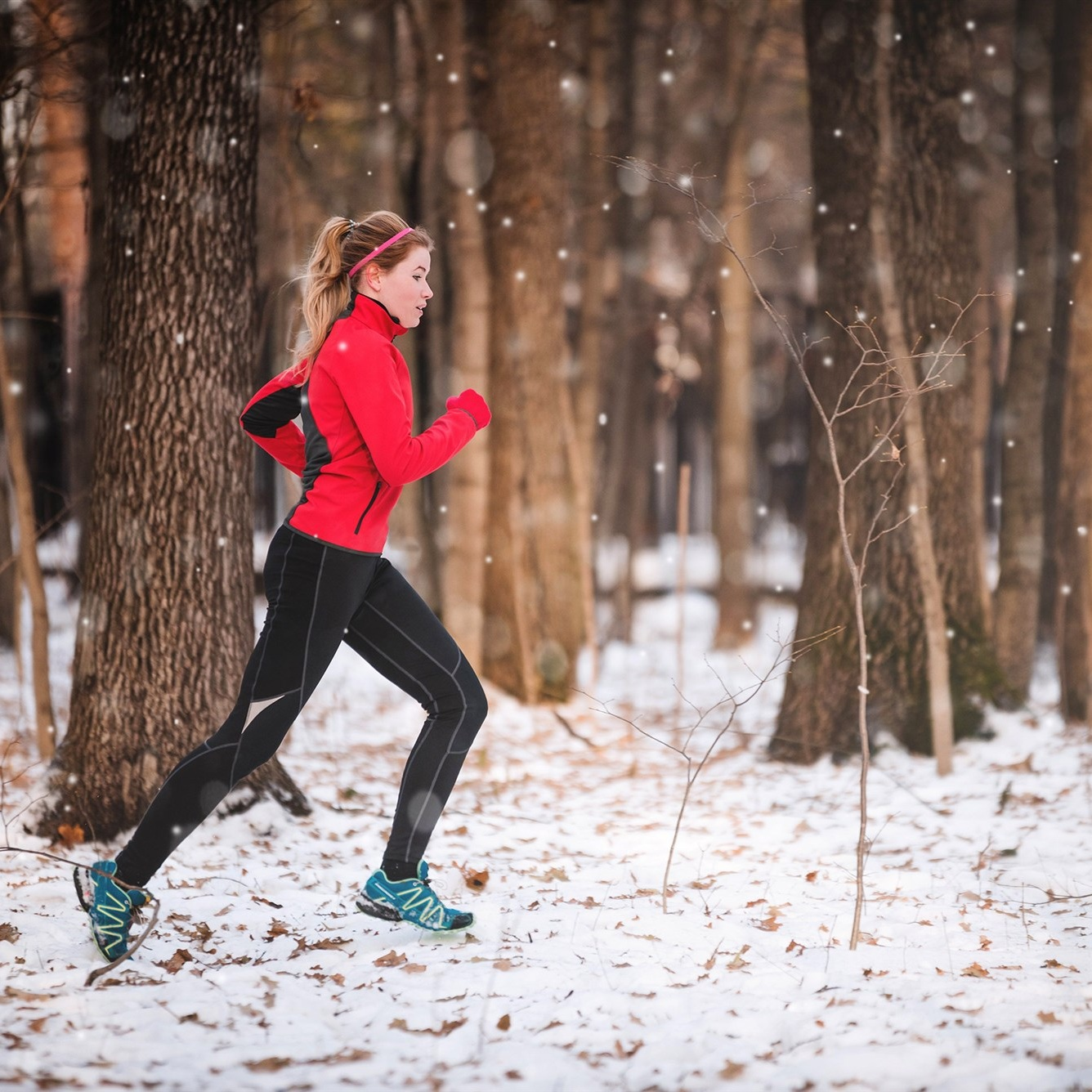 6 tips for working out in winter weather - NBC News BETTER