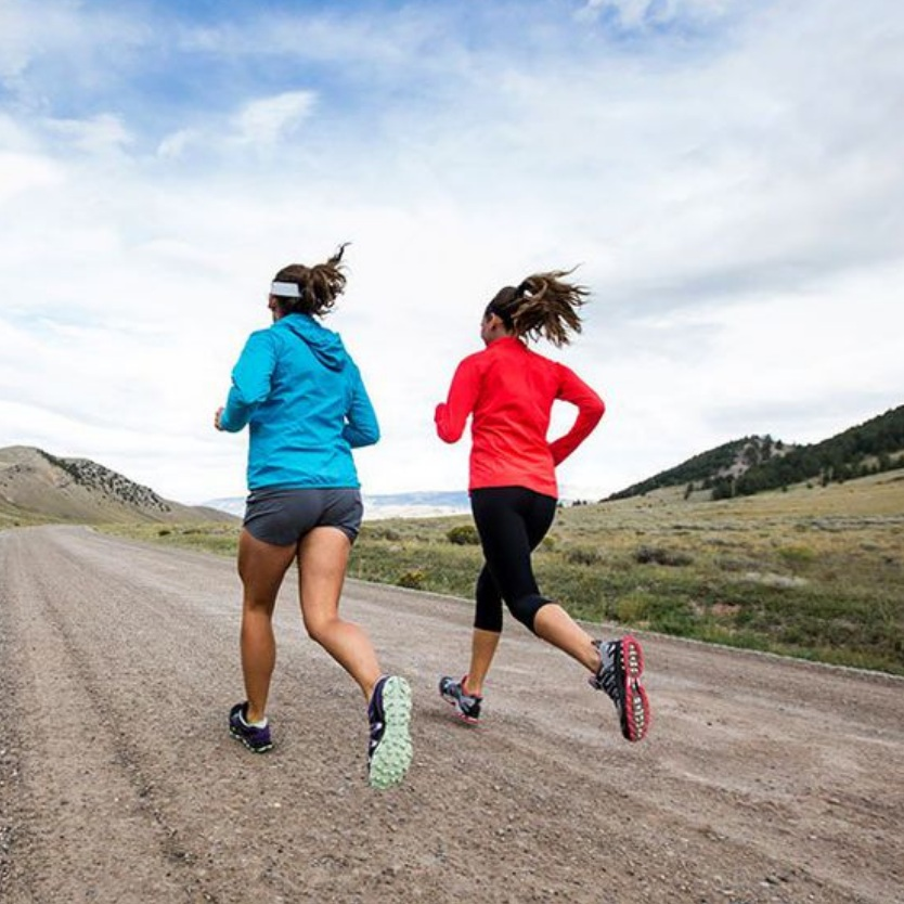 What burns more calories: running inside or outside? - Women's Health