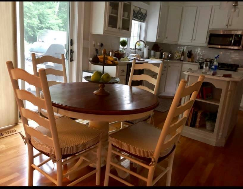 Custom Replacement Dining Chair Cushions