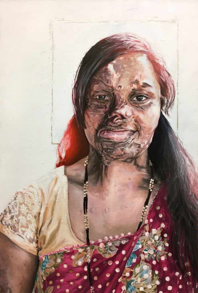 """""""Dear Rekha"""" by Craig Hawkins"""