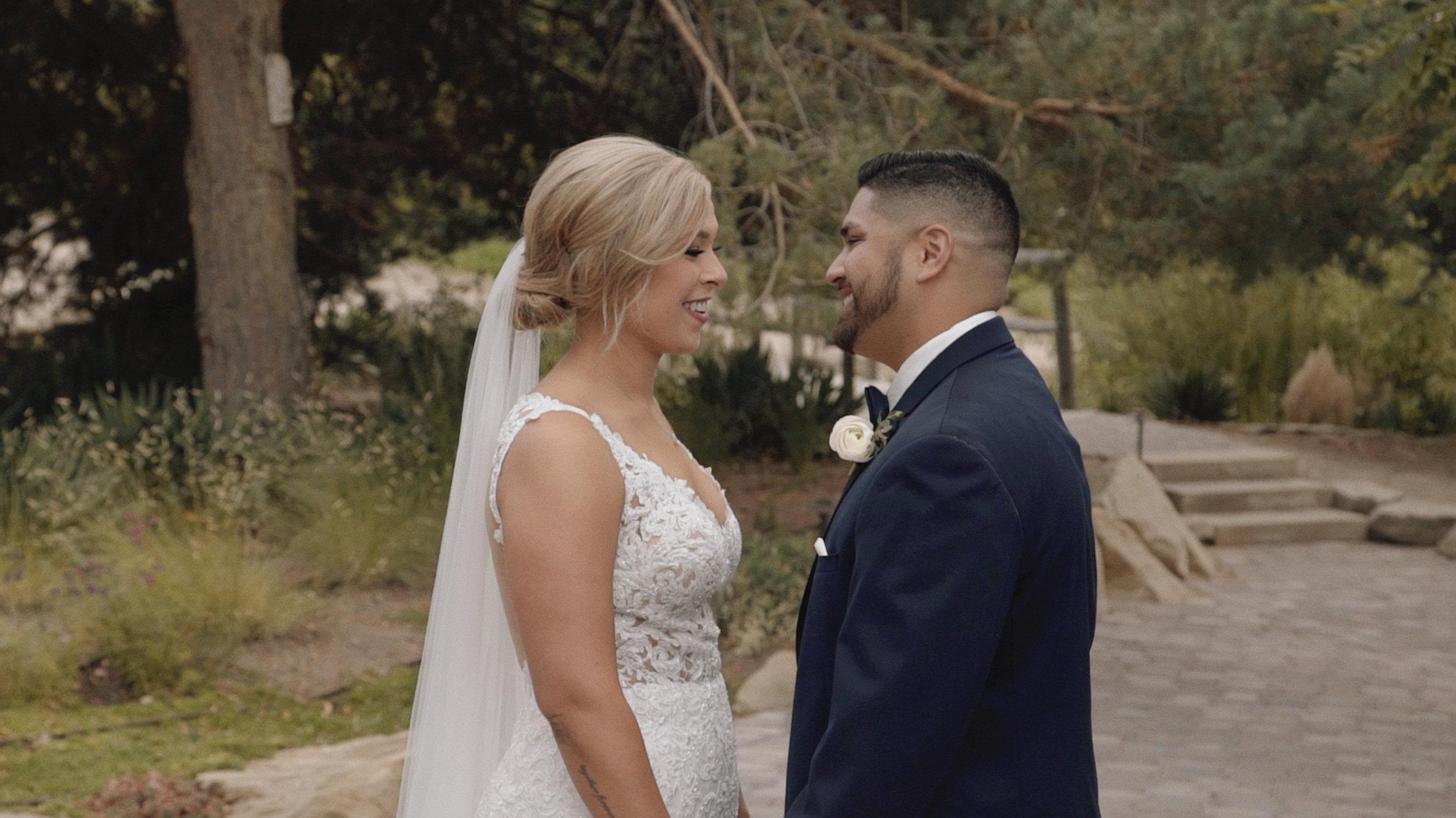 botanical wedding film