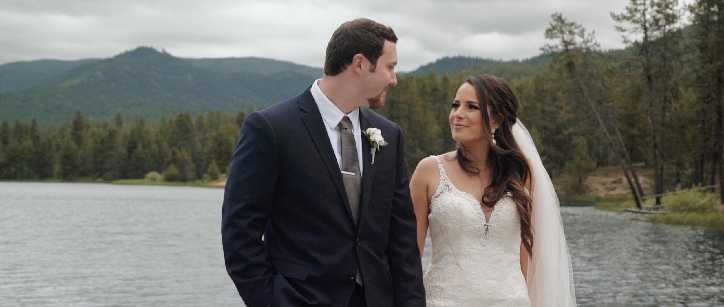 Wedding film in Cascade