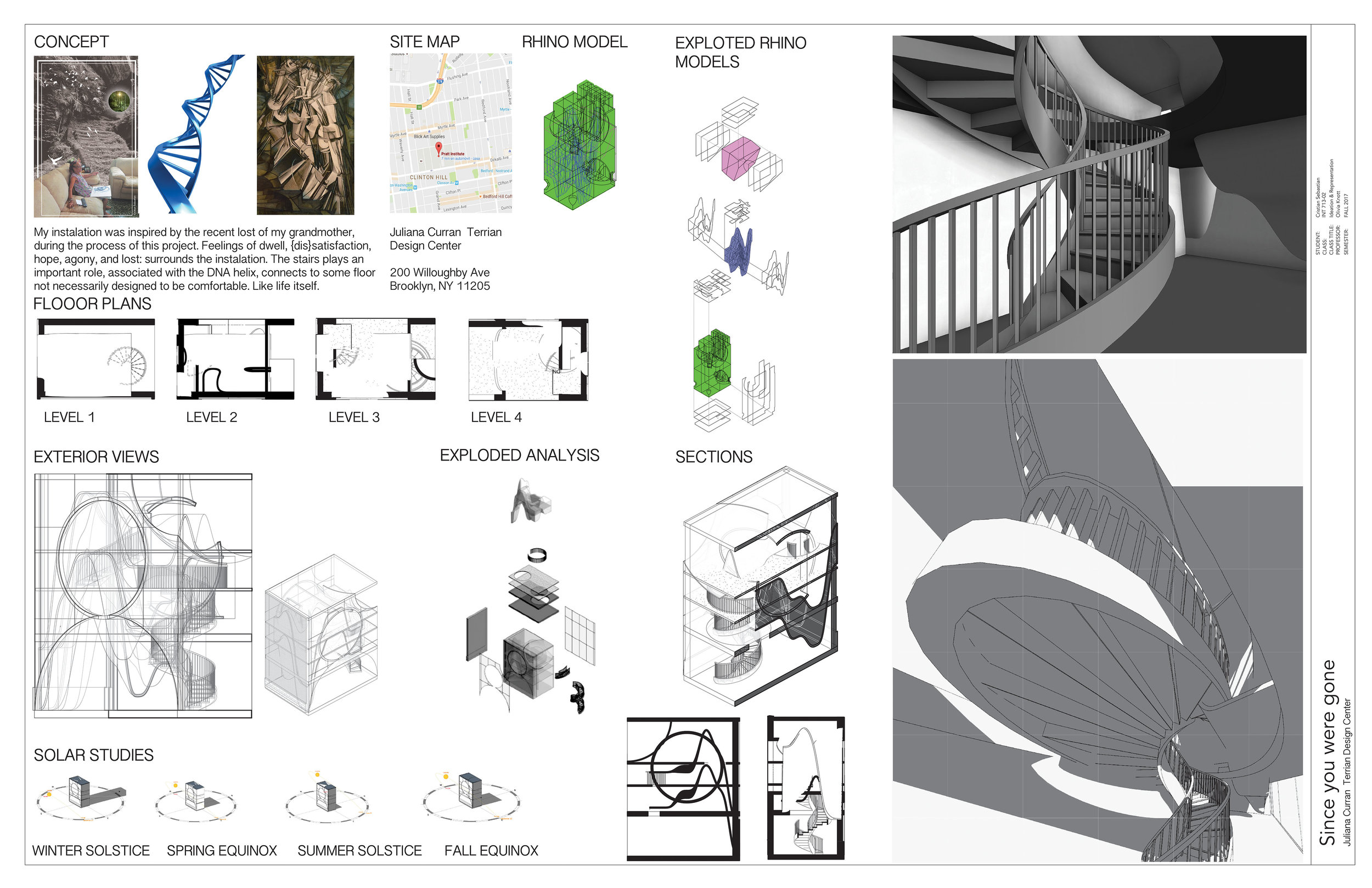 From Rhino to Revit, step 2