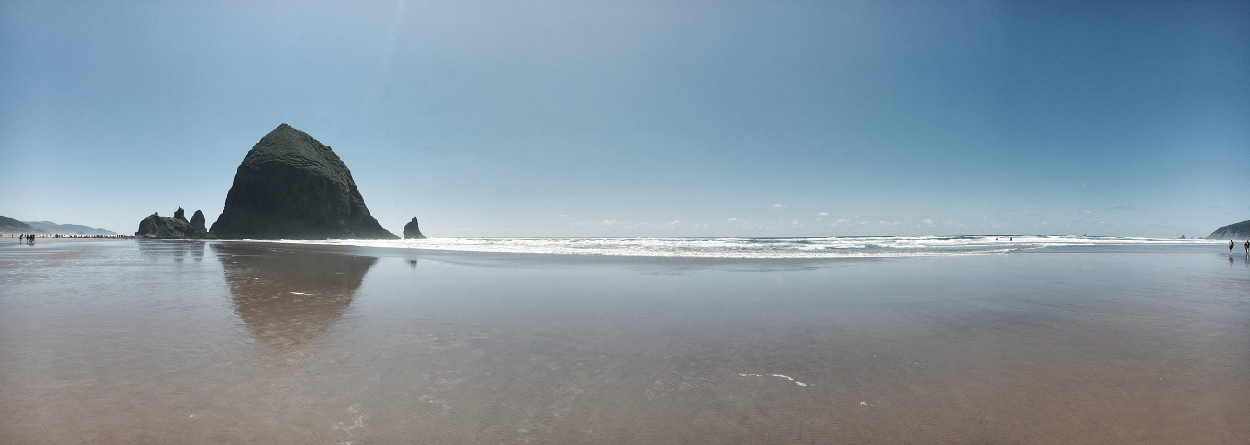 Cannon Beach, you were pretty.