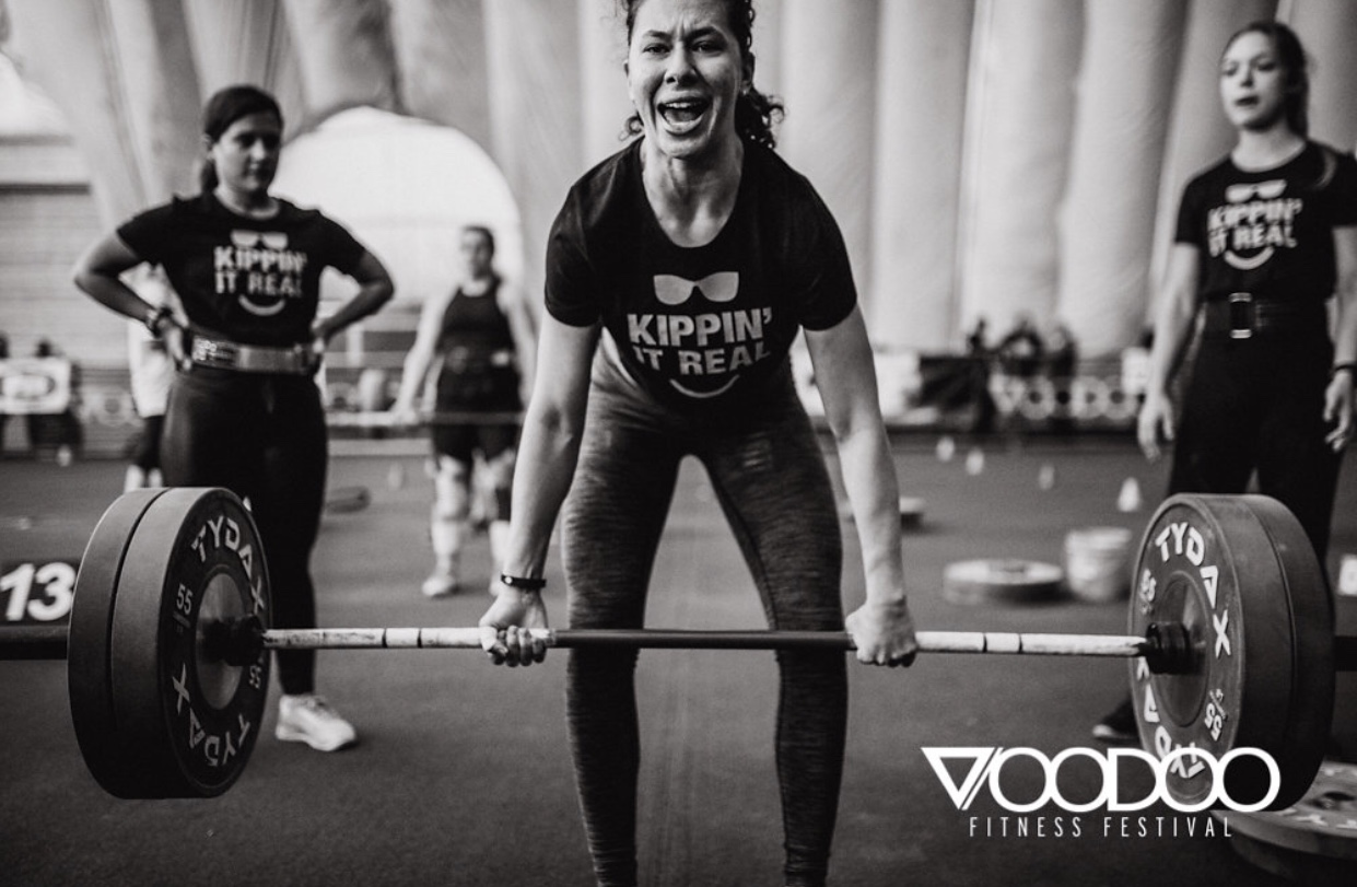 If you don't make an ugly face when attempting a max deadlift … did you even try?