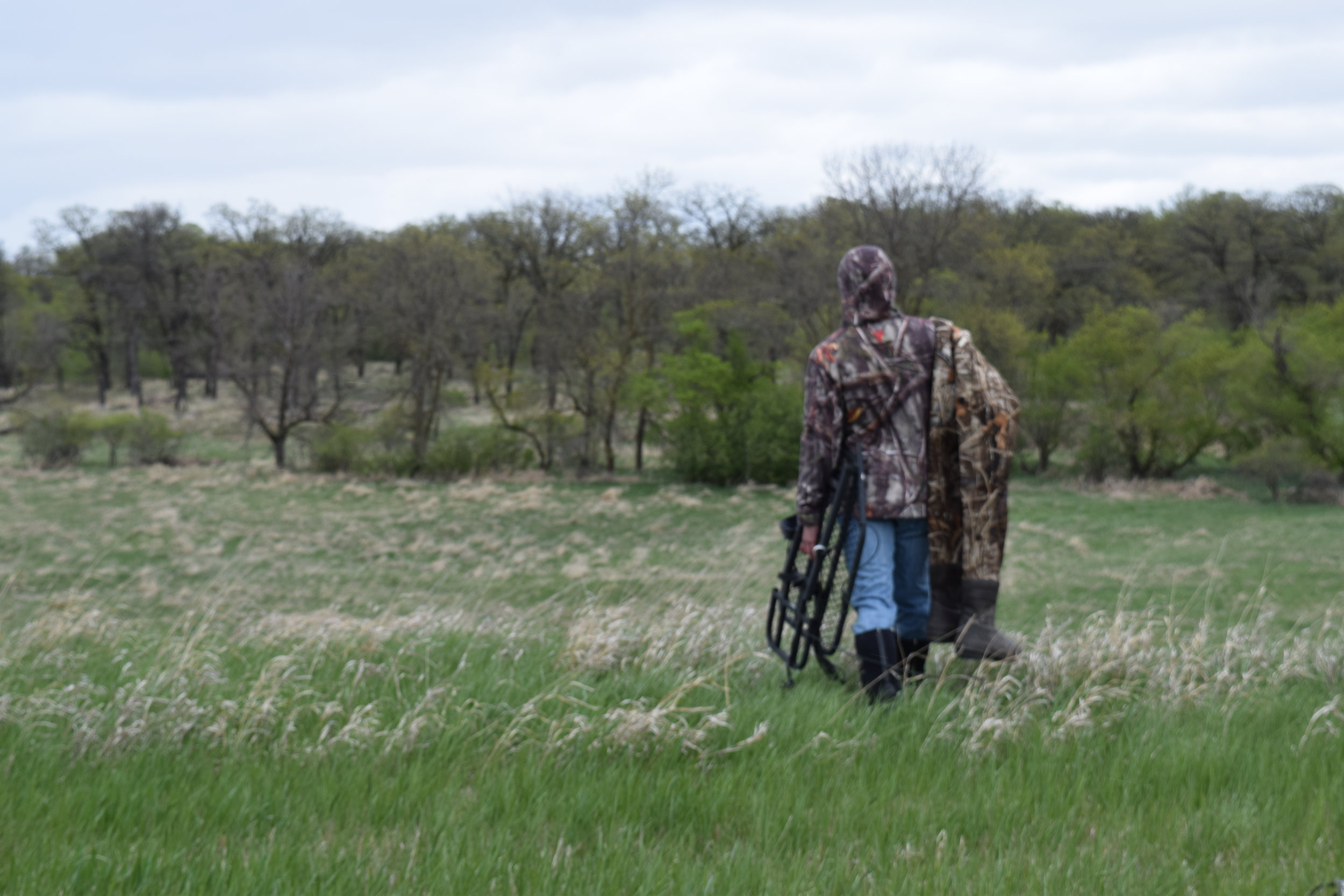 To read more about the tactics I use to hunt public land effectively  click here .