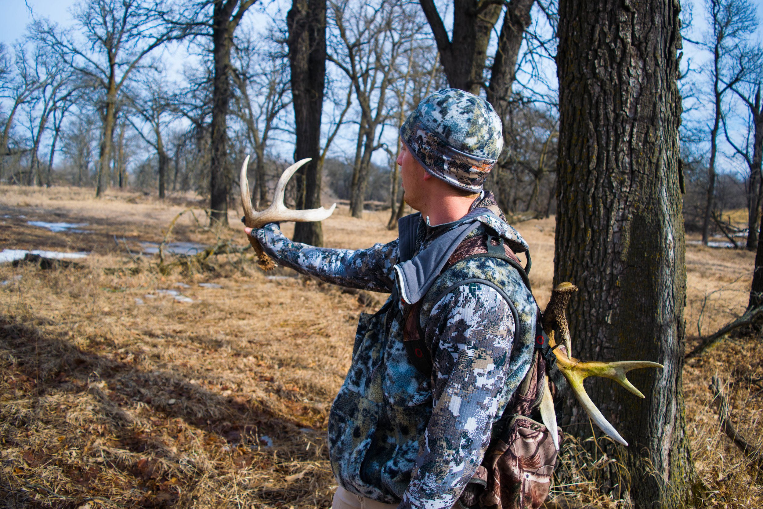 2017 was my best shed hunting season to date as I reeled in 19 antlers.