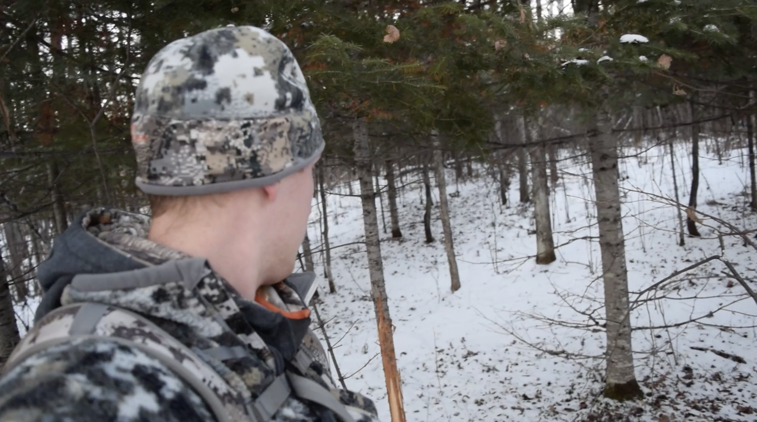 In season scouting during the late season can be crucial to success.