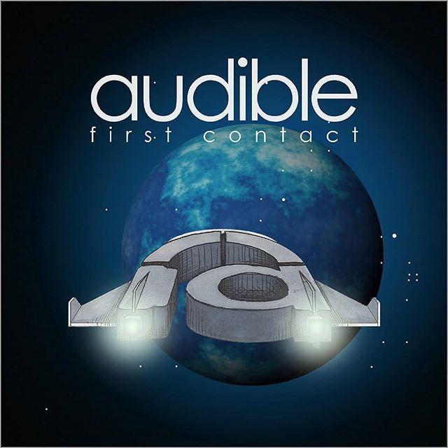 #firstcontact streaming on all platforms, worldwide.  www.weareaudible.net