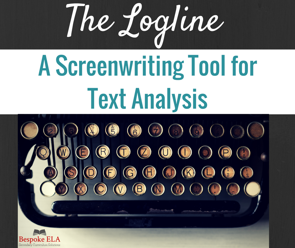 Logline and Text Analysis Freebie COVER.png