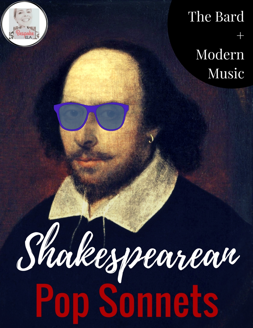 Check out the Pop Sonnet lesson by Bespoke ELA and also the Ultimate Sonnet Bundle by Bespoke ELA!