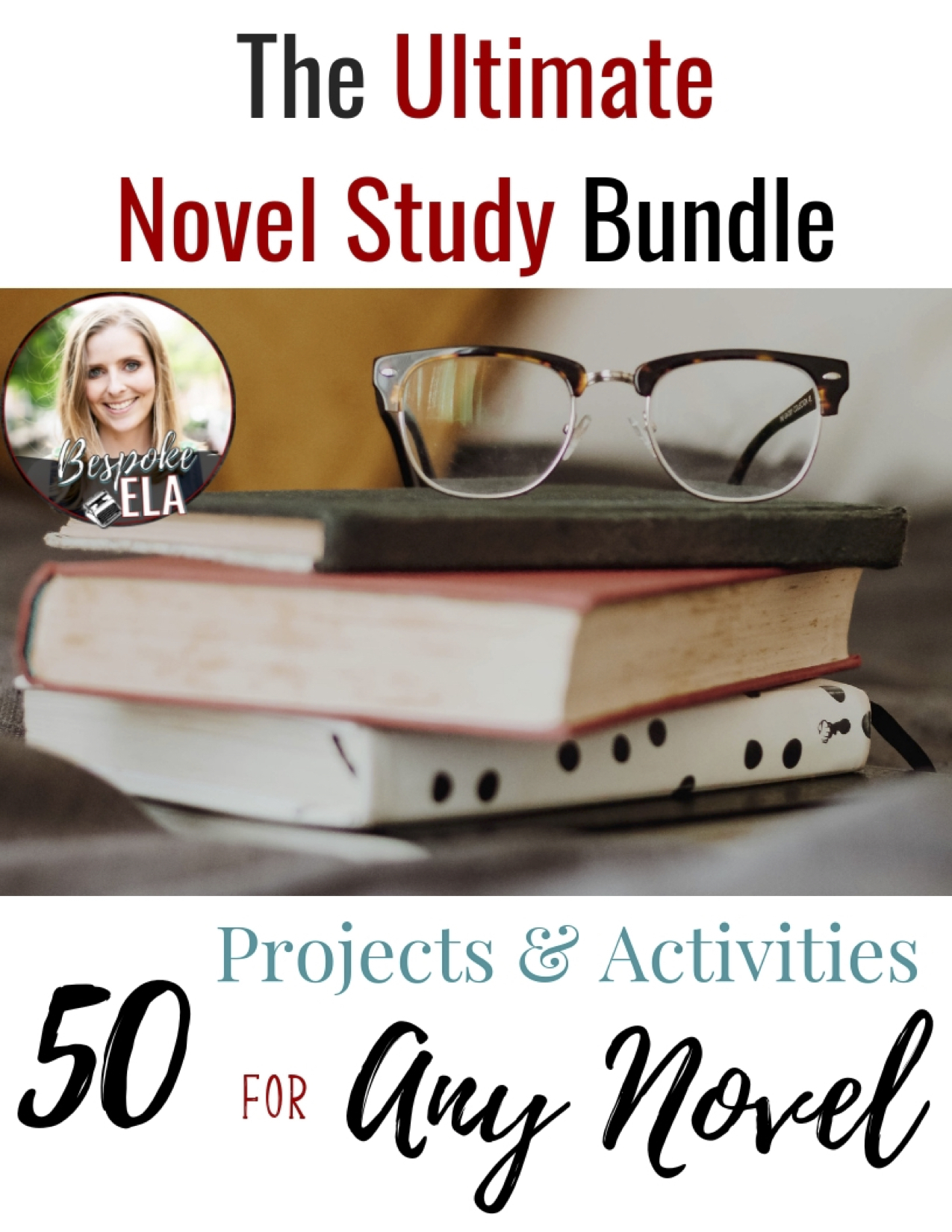 50 Activities and Projects for Any Novel by. Bespoke ELA pic10.jpg