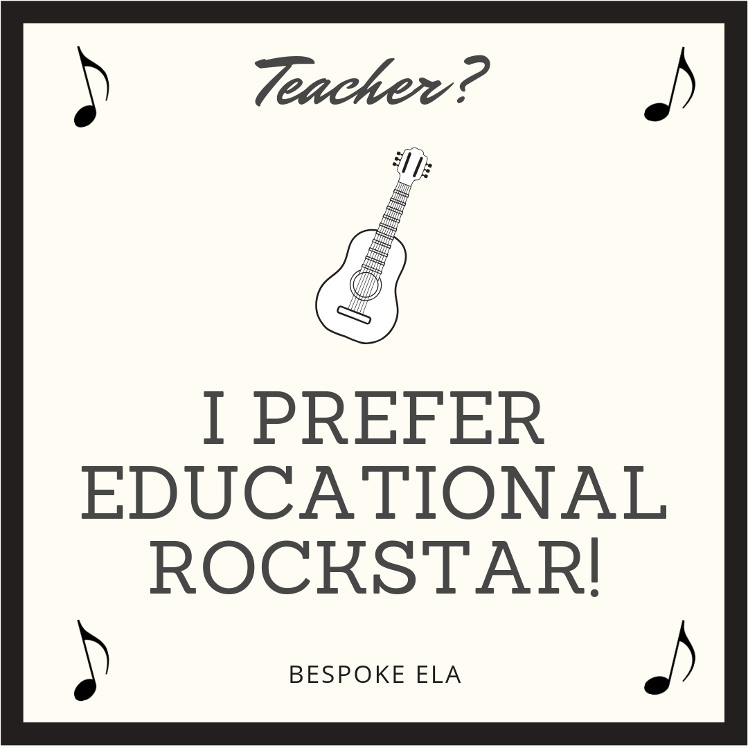 10 Humorous & Shareable Teacher Quotes — Bespoke ELA: Essay ...