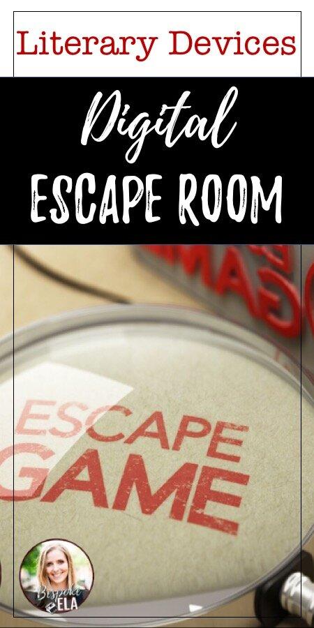 How To Build A Digital Escape Room Using Google Forms Bespoke Ela Essay Writing Tips Lesson Plans