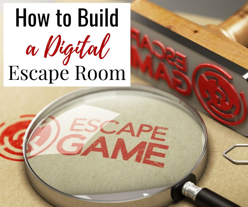 How To Build A Digital Escape Room Using Google Forms Bespoke Ela Essay Writing Tips Lesson Plans