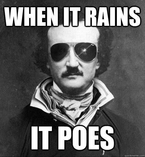 Poe Puns A Punny Satire Activity Bespoke Ela