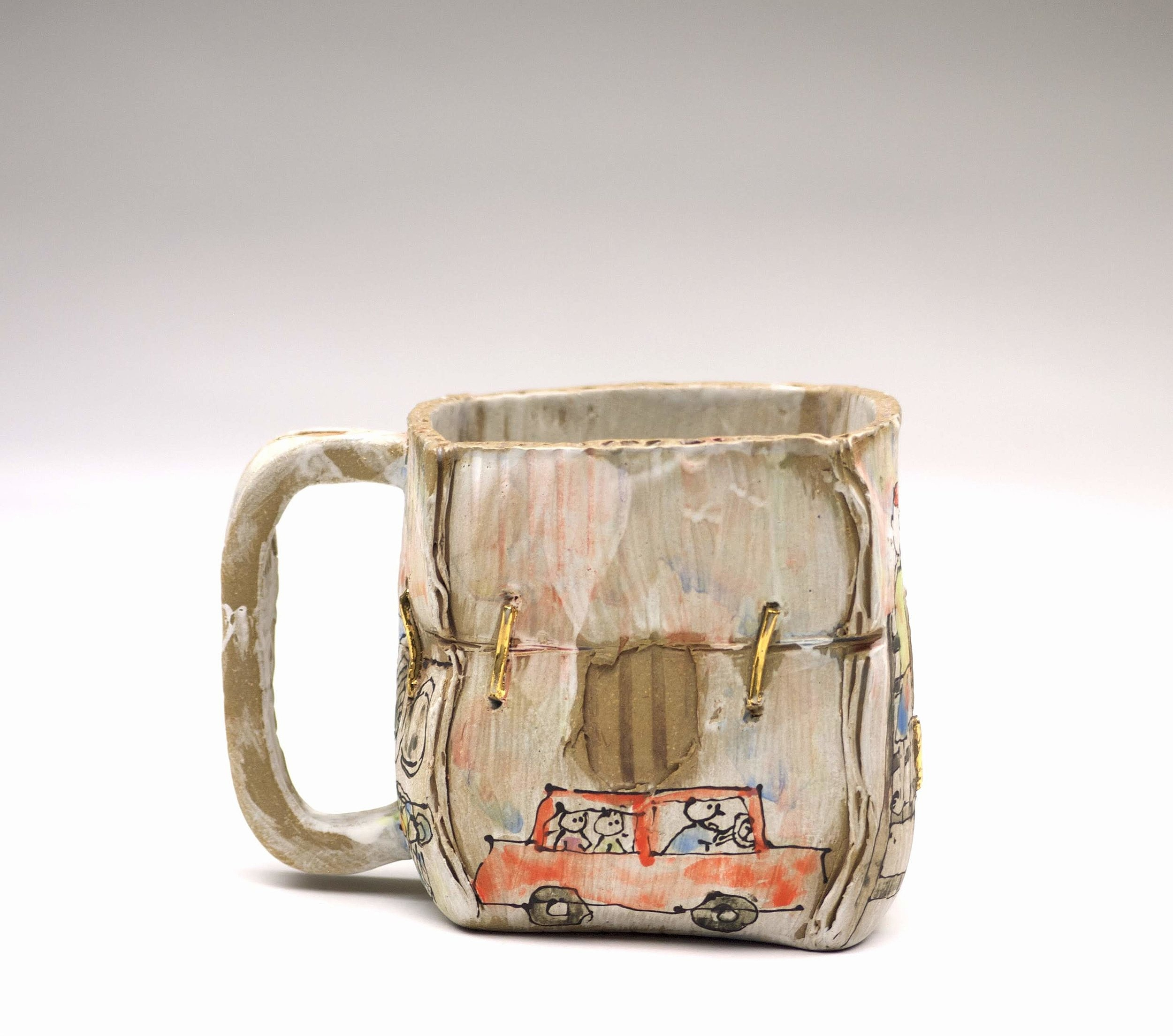 Relationships on the Mend mug