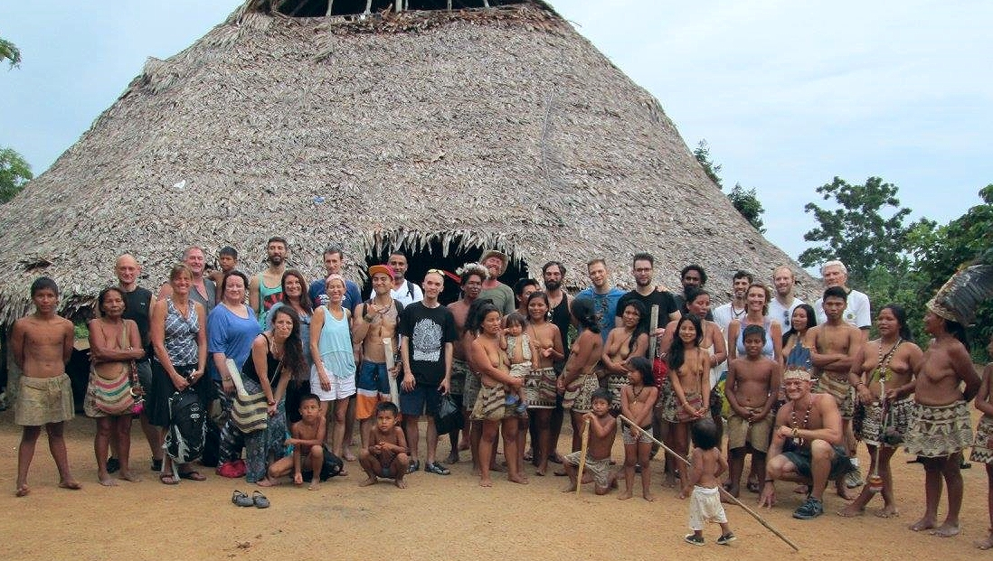 Spirit Quest Tribe.
