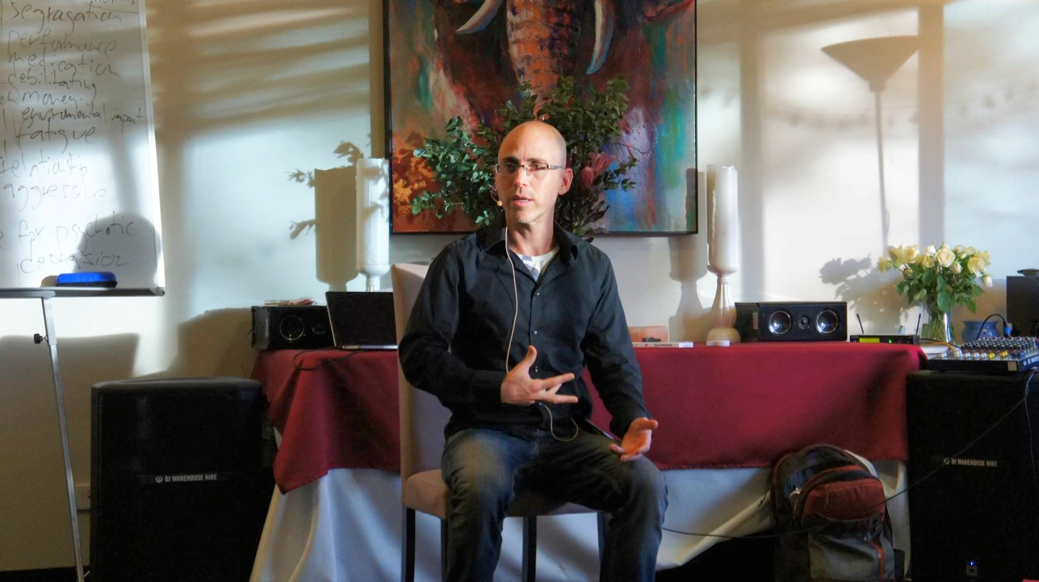 Human potential & sexuality coach, Eyal Matsliah.