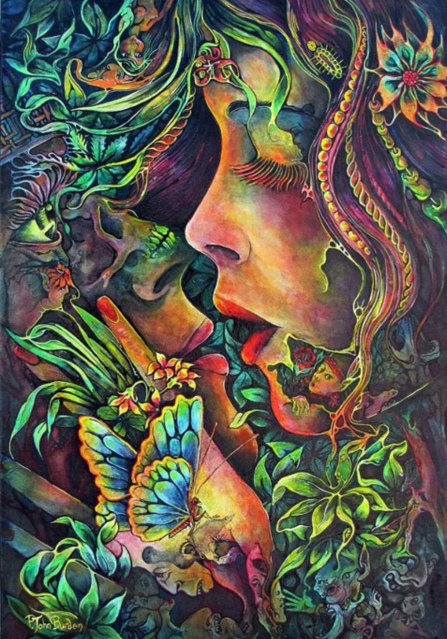 Artwork: P John Burden