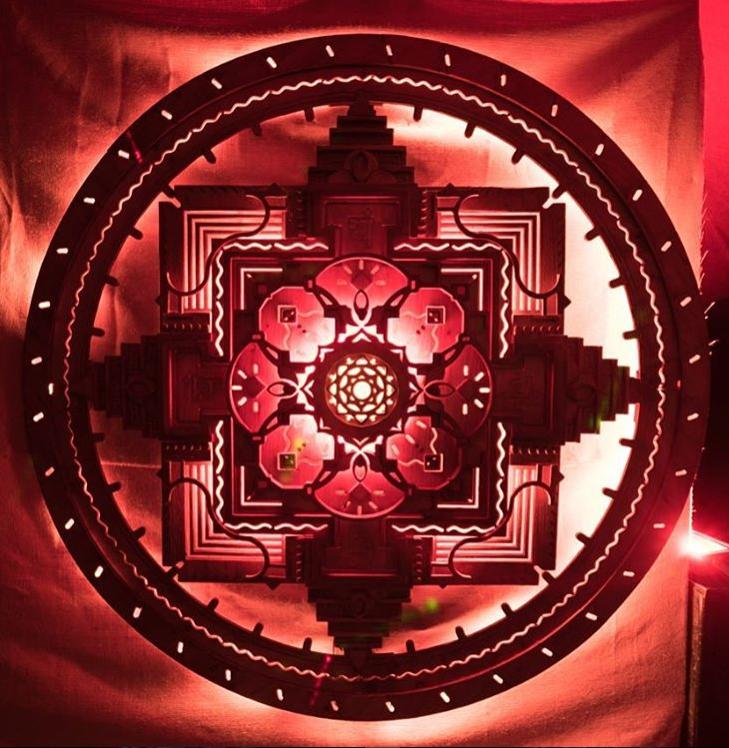 Mandala by: Hazel Mandala