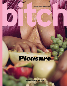 There ARE other professions talking about the importance of a healthy sex life. Let's boost their voices, too! (Bitch Magazine, Winter 2019)