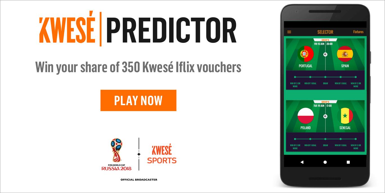 Kwesé Predictor