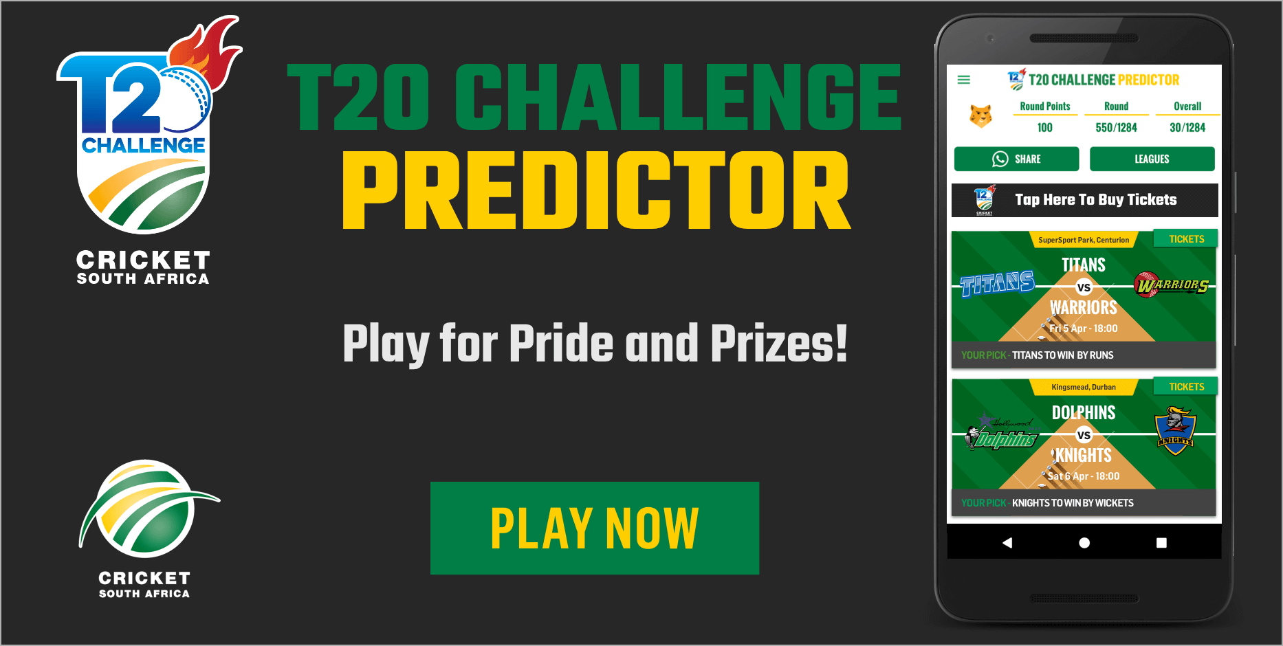 T20 Challenge Predictor