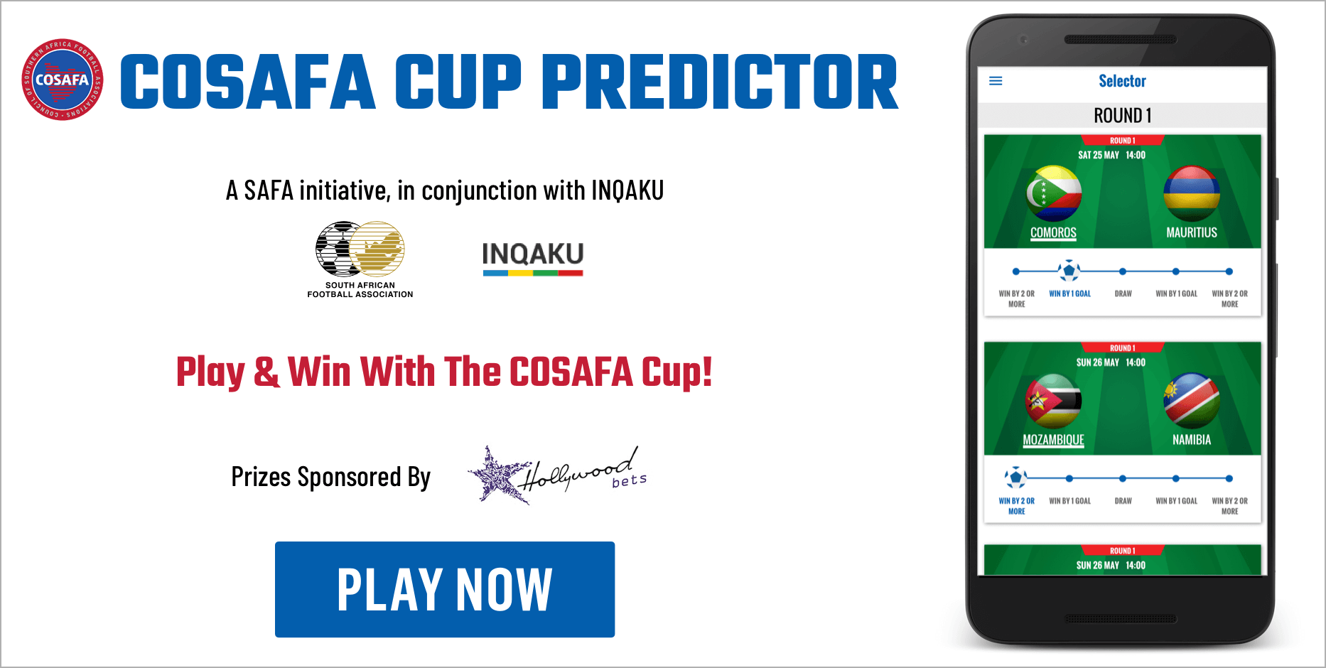 COSAFA Cup Predictor