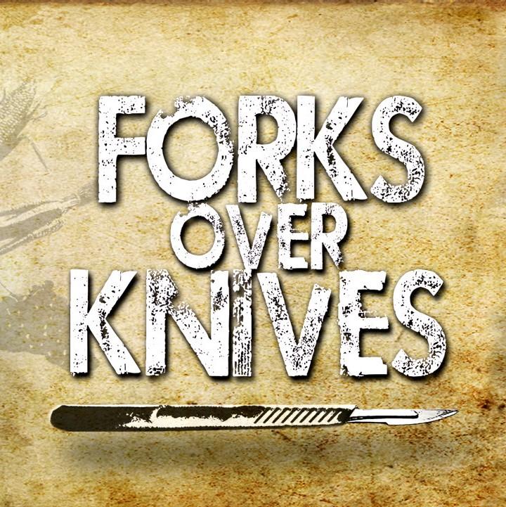 Forkes over knives - heilsufar