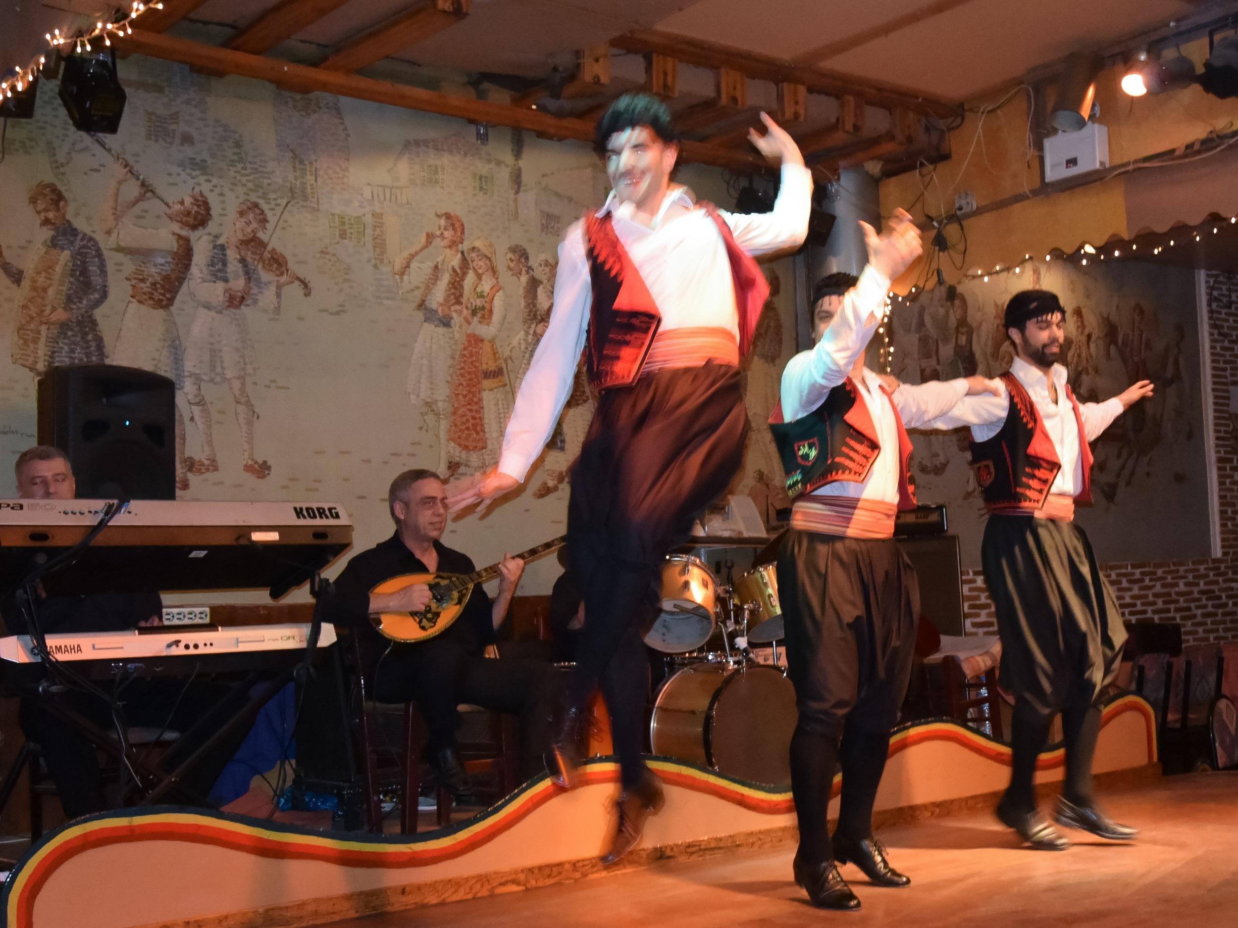 Dance from Crete.