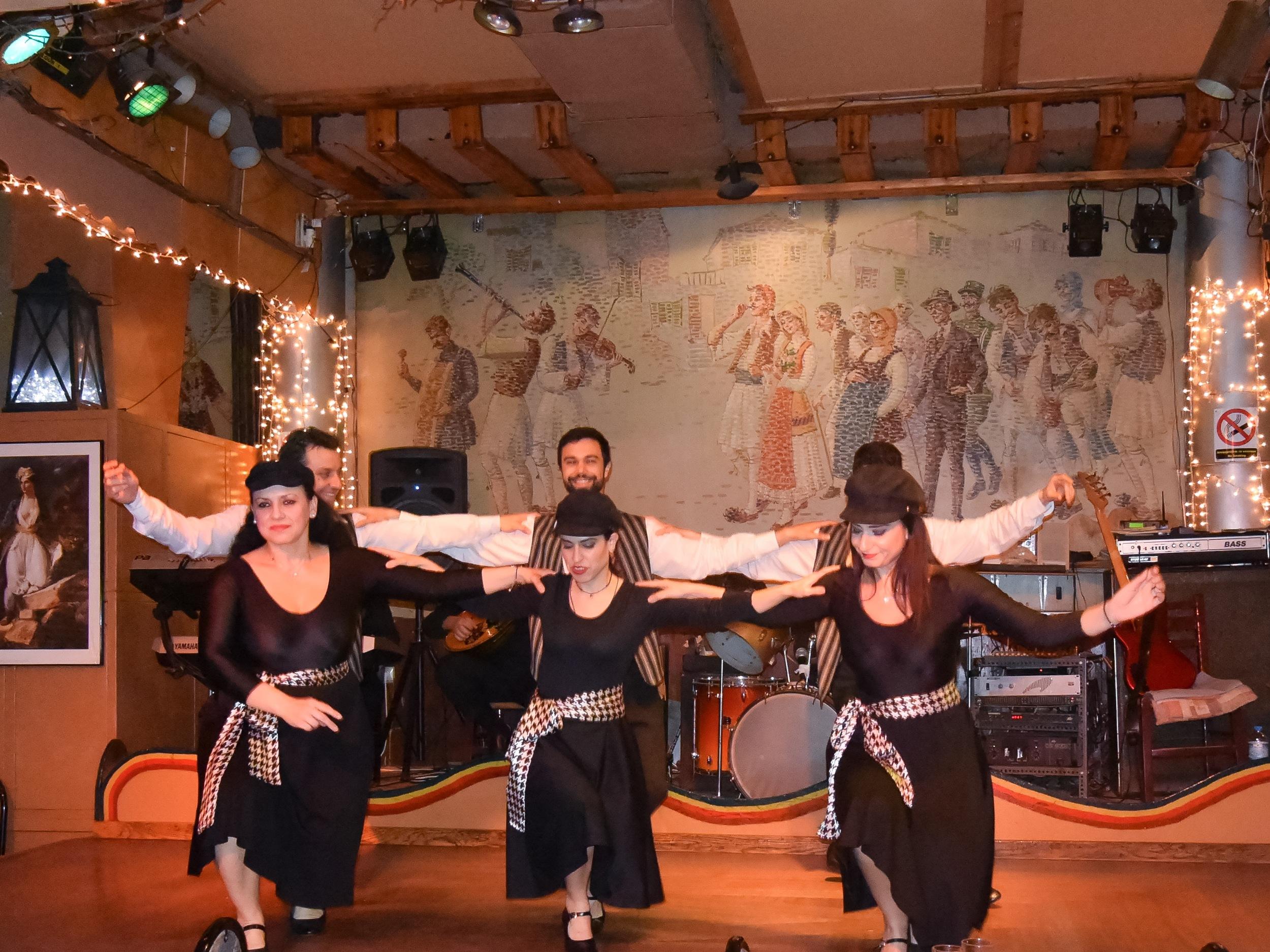 Sirtaki Dance.