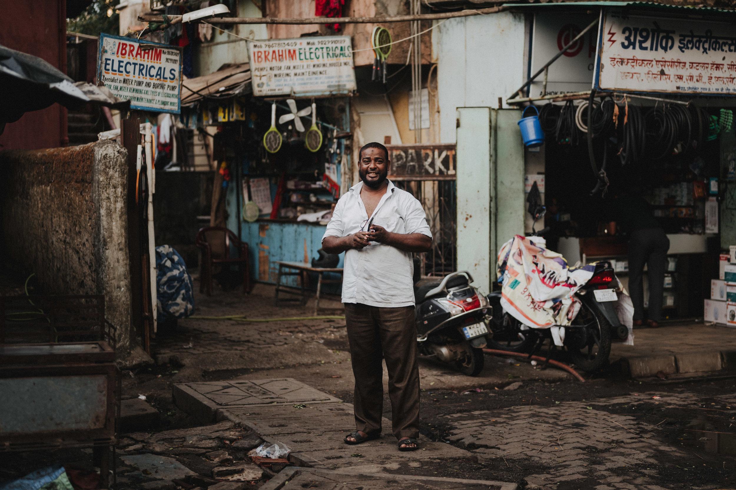 Fotoreportage Mumbai Bombay Indien