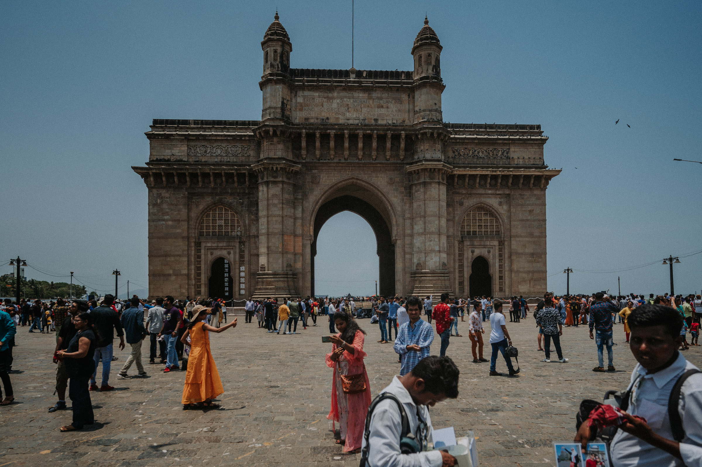 Fotoreportage Mumbai Gateway to India
