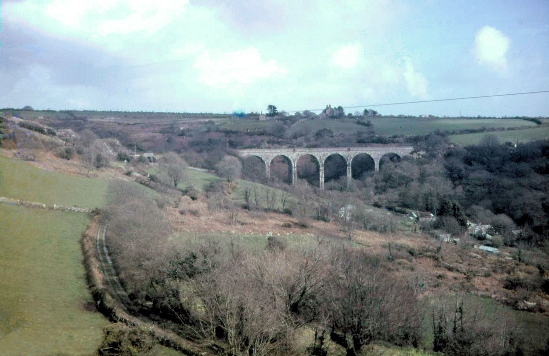 Cober Valley Viaduct in early 1960s.jpg
