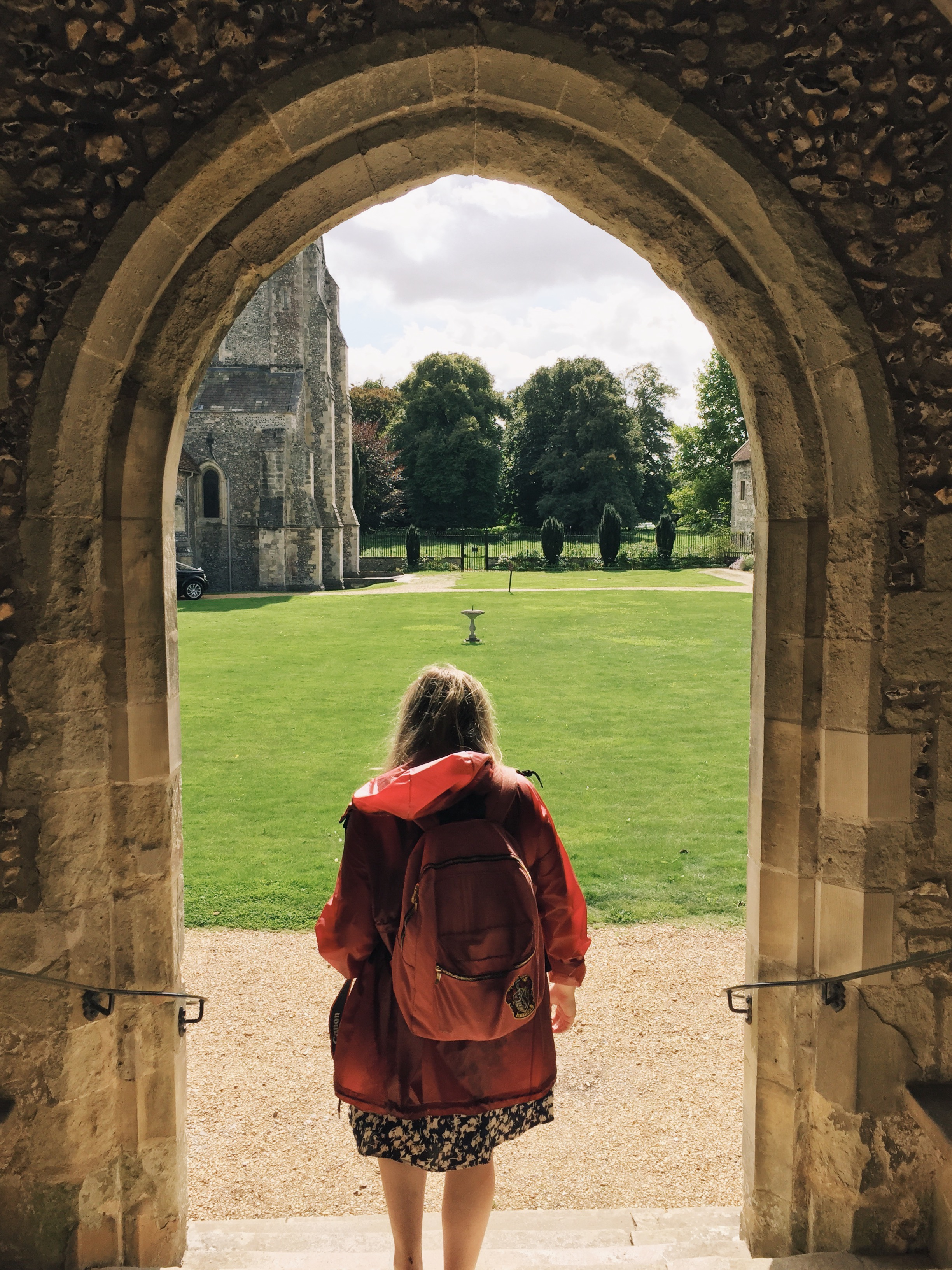 a day trip to winchester -