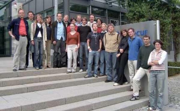 """Die CA 2003 fand vom 30. Juni bis 4. Juli 2003 in den Räumen der Plansecur Akademie in Kassel statt. Gastgeberin war die Plansecur Stiftung. Schwerpunkt: """"Integritäts- und Umweltmanagement in der Beratungspraxis"""""""