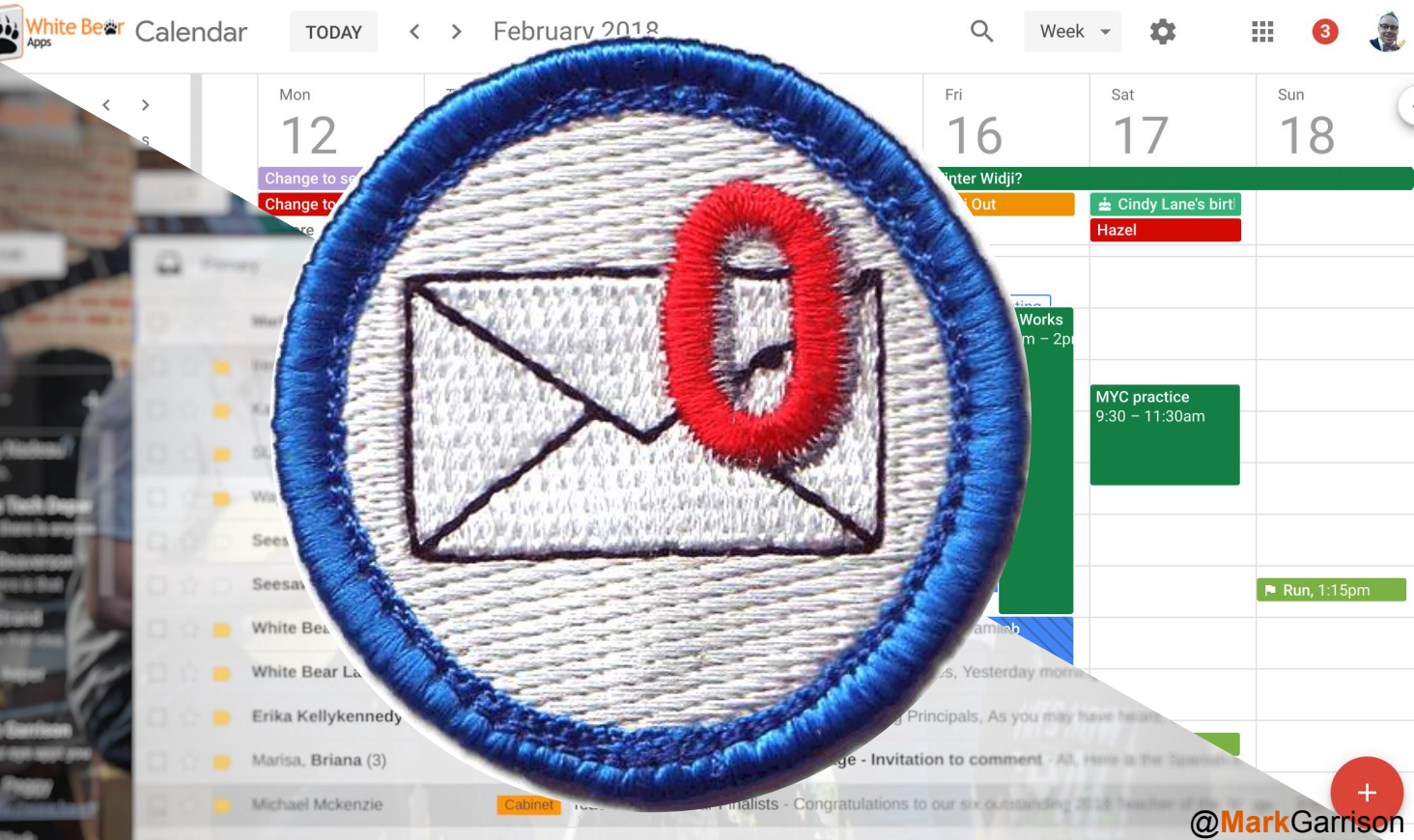 Gmail 101 - Learn great tricks to help you handle your email more efficiently. Participants will leave one big (yet silent) step closer to becoming a Gmail ninja!