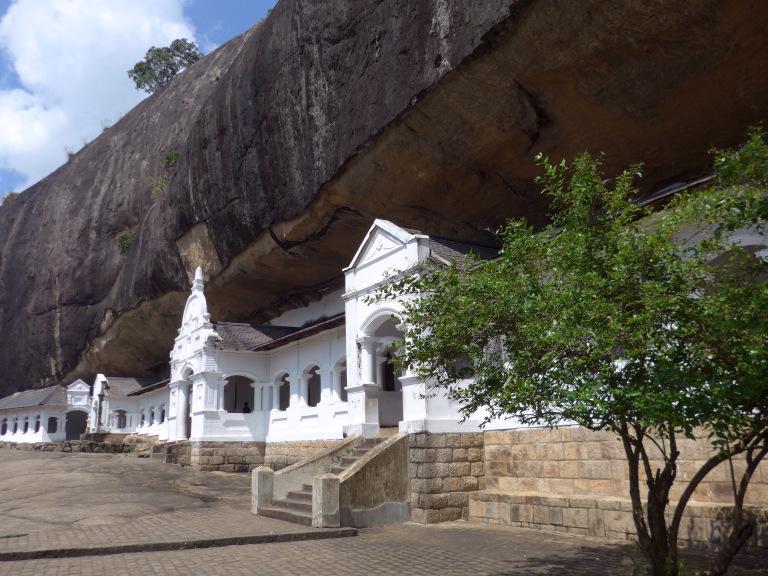 Dambulla Caves