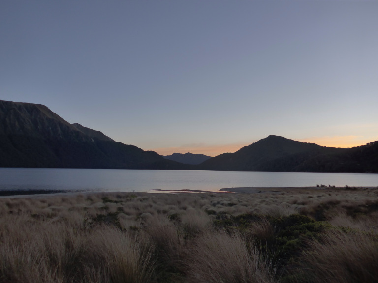 Green Lake New Zealand
