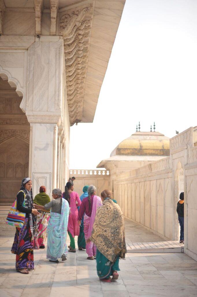 Agra India Travel