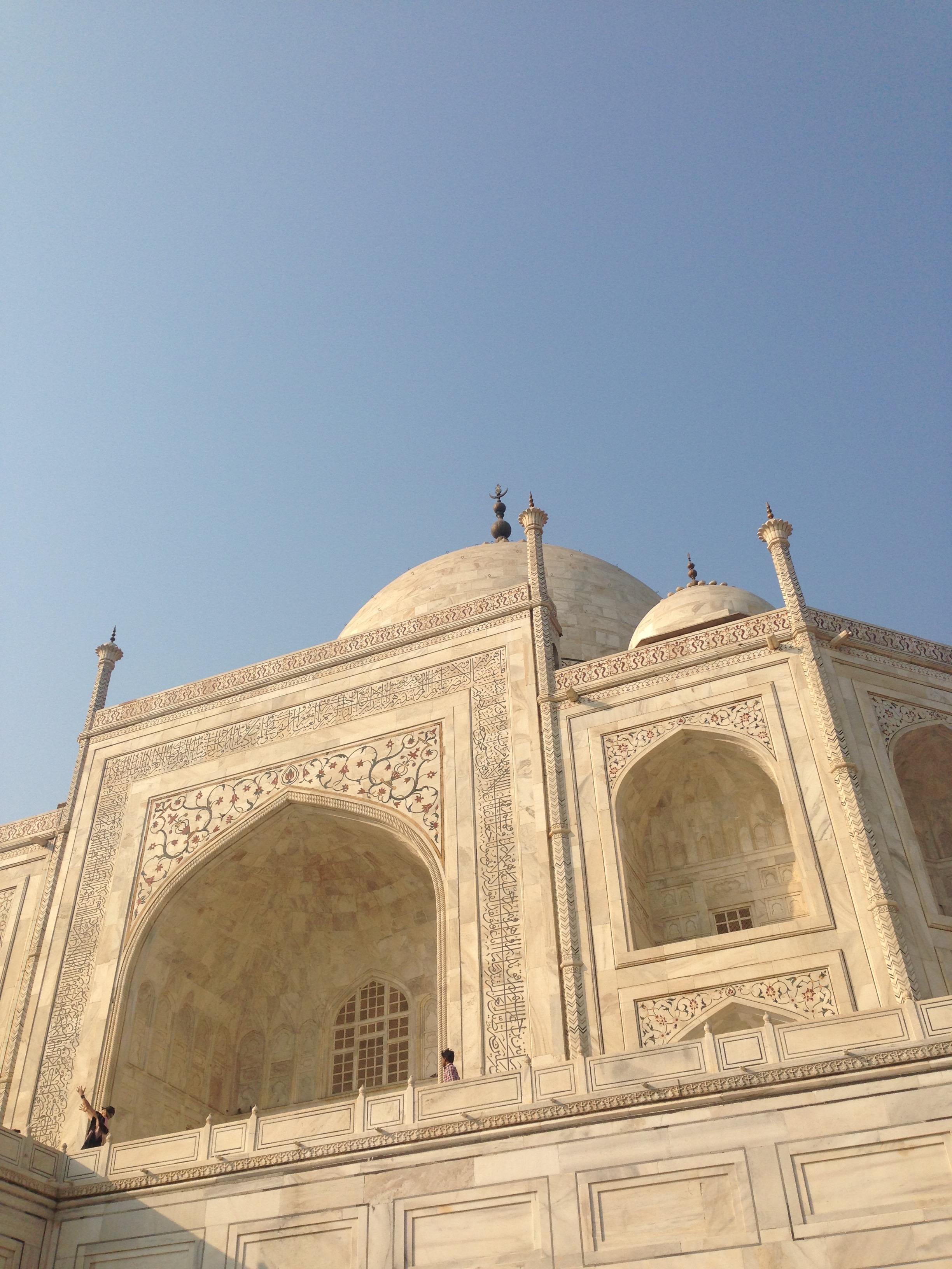 Taj Mahal India Travel Blog