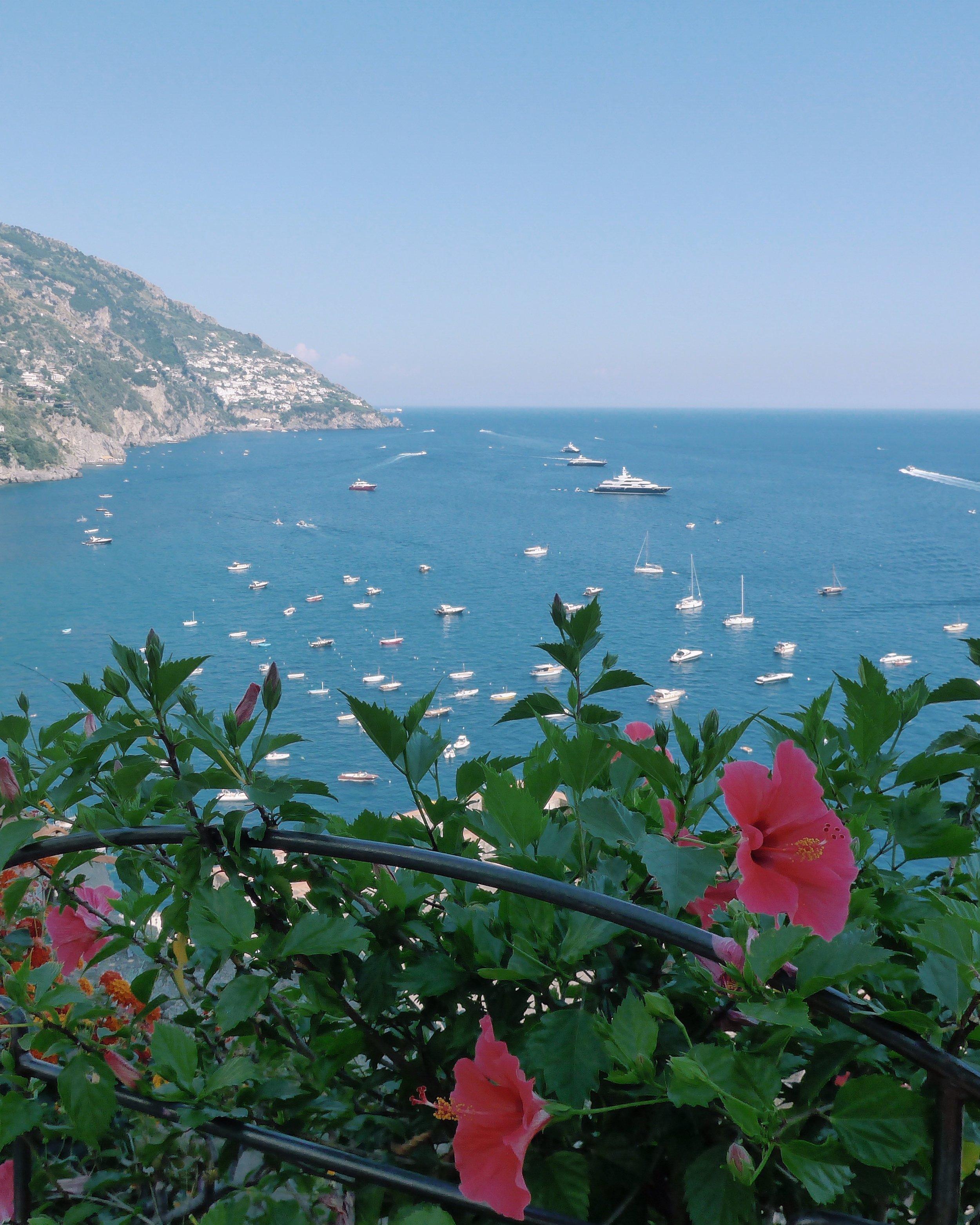 Amalfi Coast Travel Blog