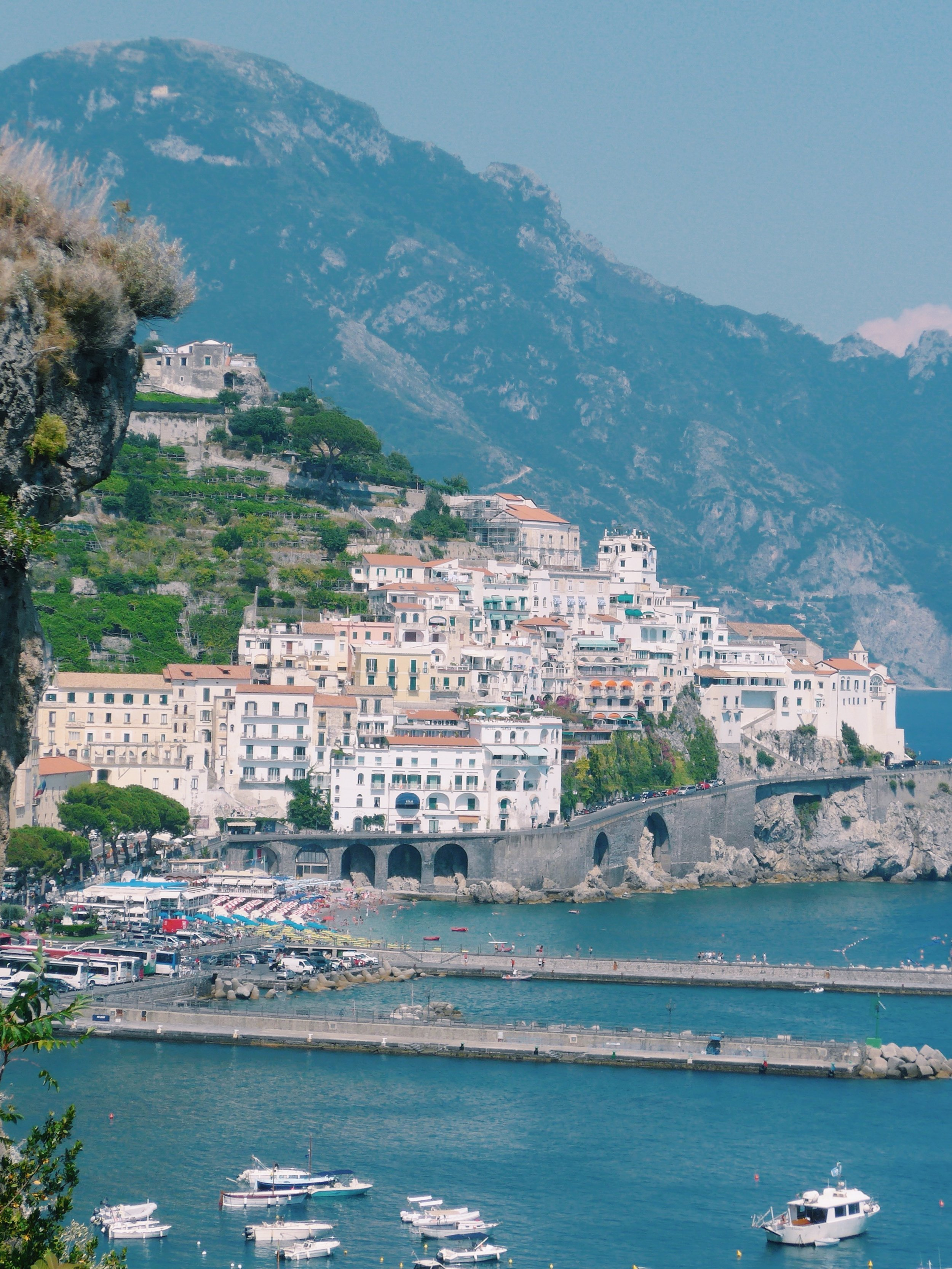 Amalfi Coast Travel Blog