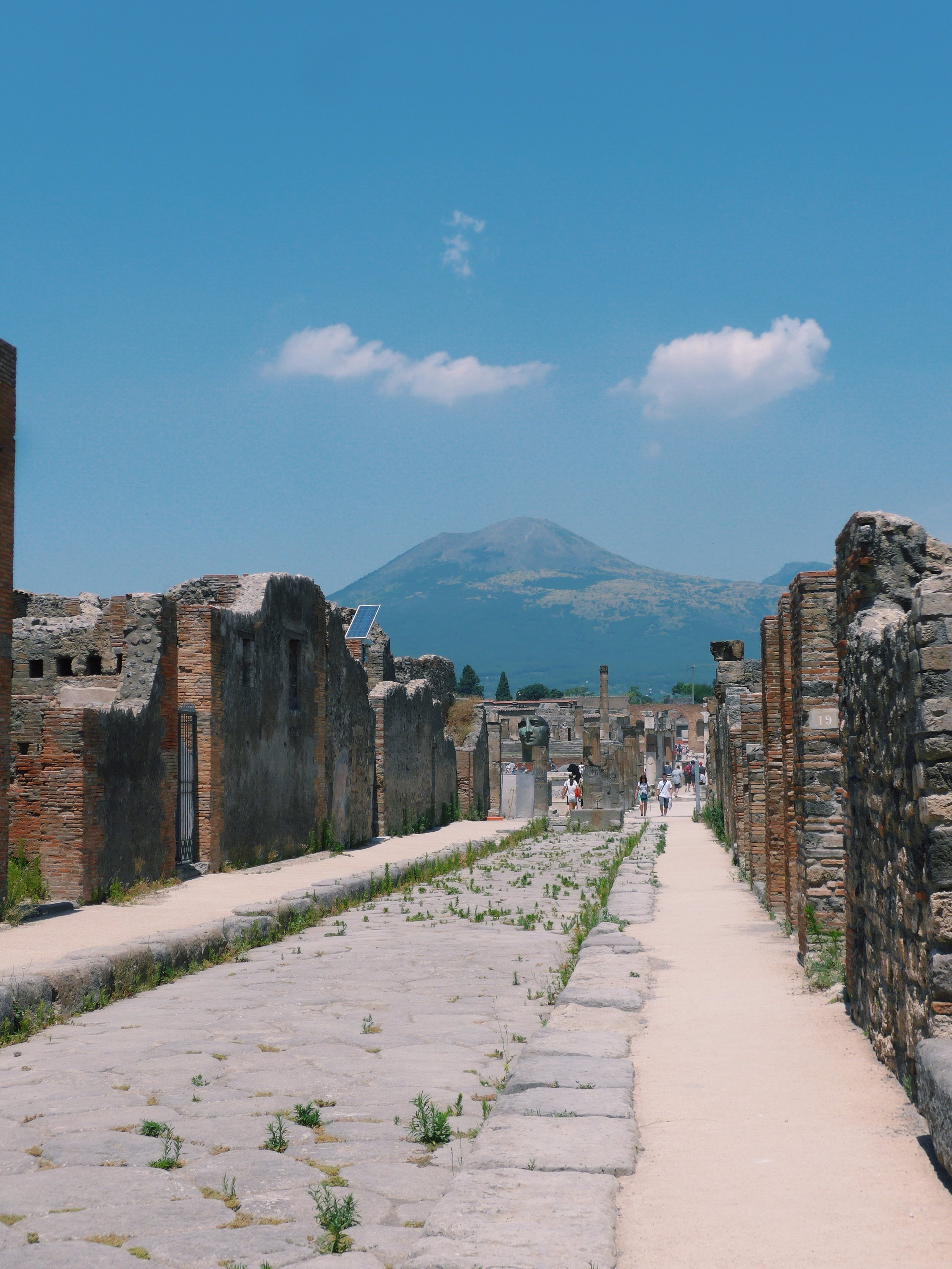 Pompeii Travel Blog