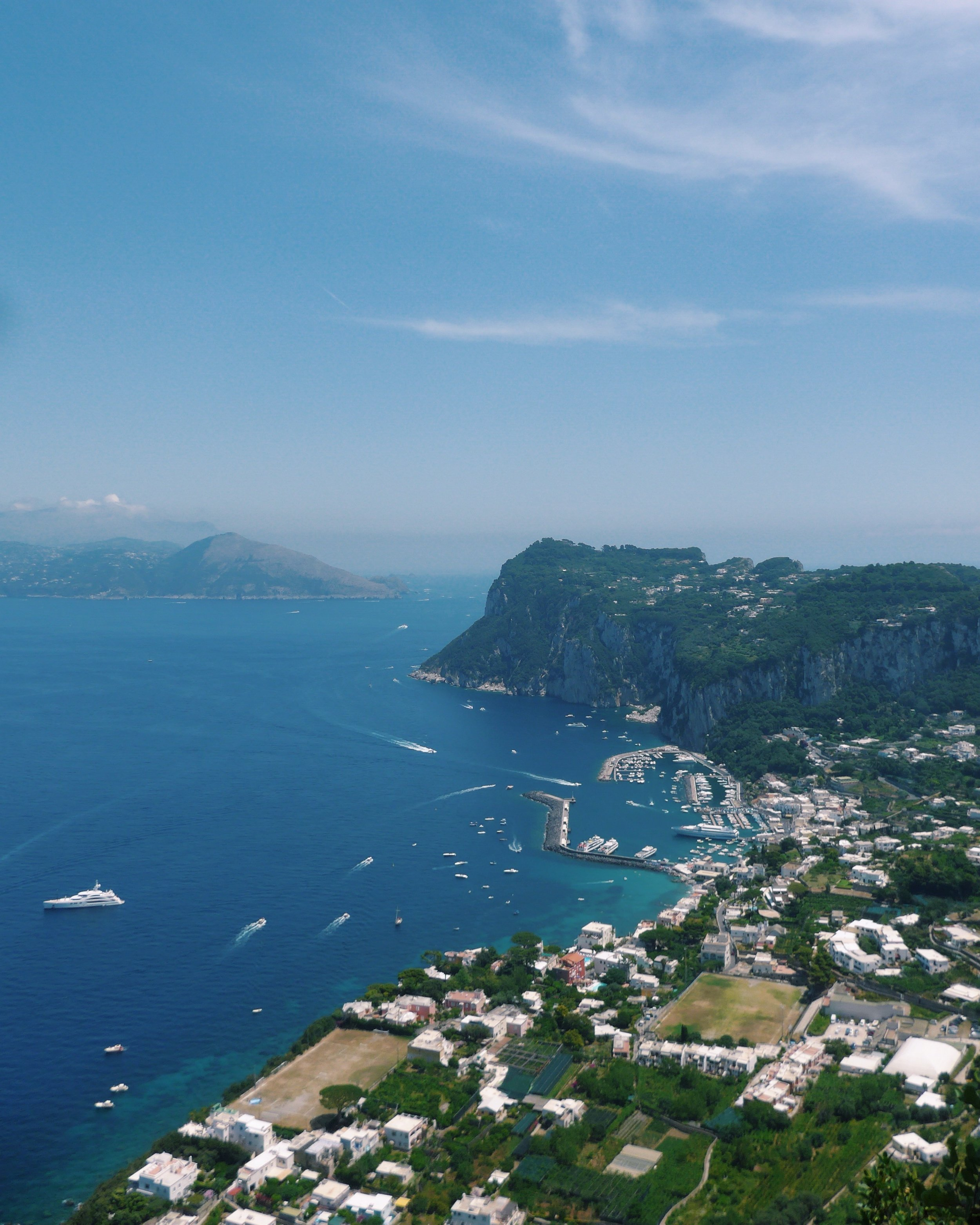 Capri Travel Blog