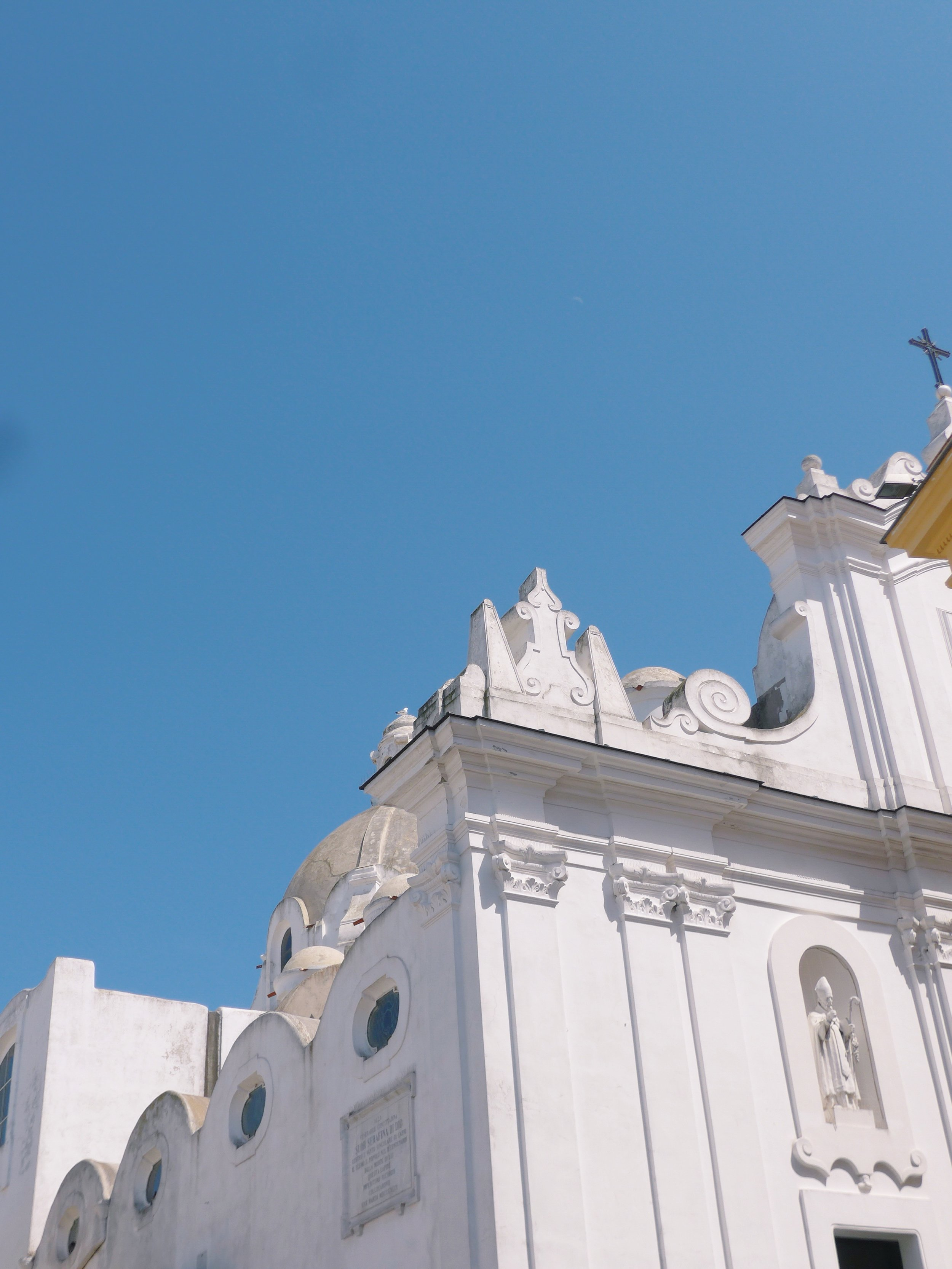 Capri Travel Blog